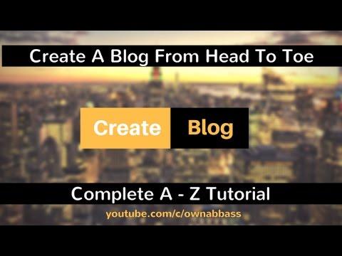 Create Professional & SEO Optimized Blog - Full Tutorial