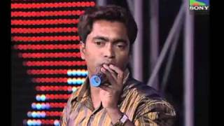 X Factor India - Mohan Haldar