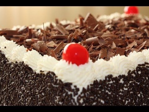 How to make chocolate shavings for cake design