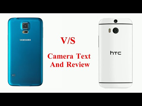 Htc vs S5 Camera Review