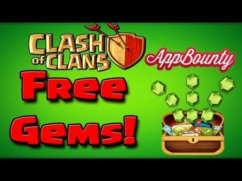 How to get free Gems on clash of clans or free steam gift cards no surveys or jailbreak!