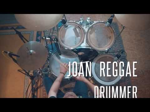 Lively Up Yourself - Bob Marley & The Wailers - By Joan reggae Drummer (Drum Cam)