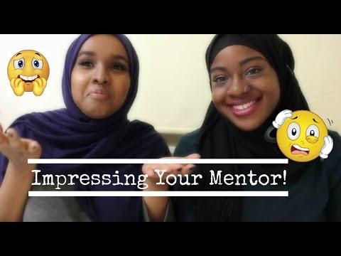 TIPS ON HOW TO IMPRESS YOUR MENTOR! / Just the Two of Us