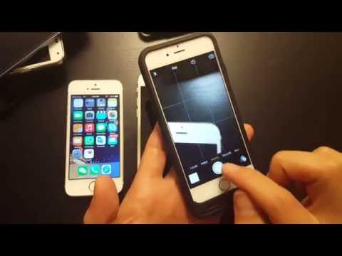 IPHONE 4/5/6/6s: How to Fix Camera Freezing Problems| Five Options!!!!!!!!!!!!!