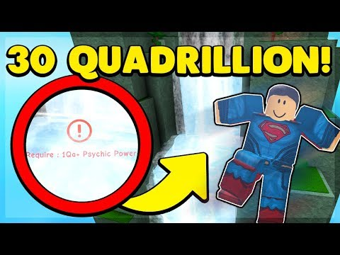 super power training simulator psychic hack