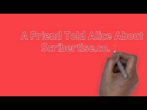 Meet Alice, the Baker - Scribertise Your Story
