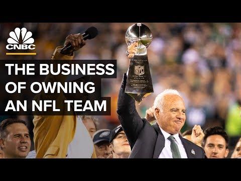 How NFL Teams Make Money