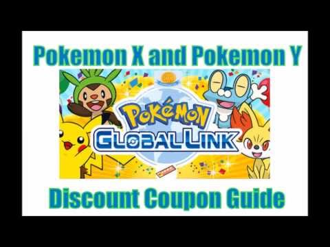 POKEMON X AND Y: DISCOUNT COUPON GUIDE