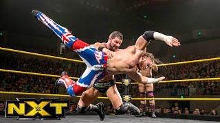 Tye Dillinger & Buddy Murphy vs. Bobby Roode & Elias Samson: WWE NXT, Jan. 4, 2017
