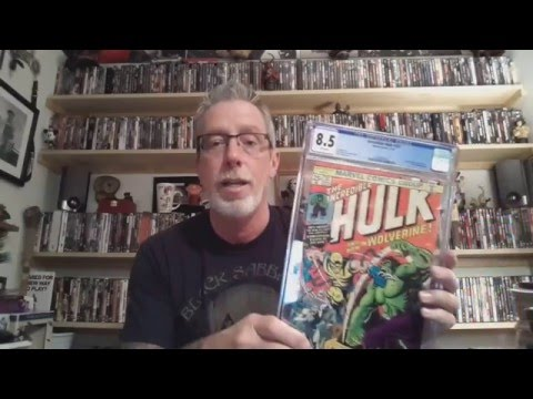 Comic Book Grading Part 2 **CGC Results**