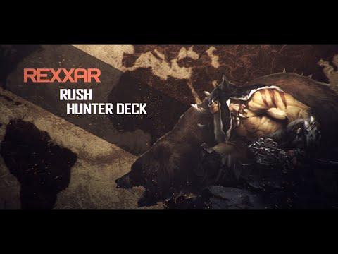 Hearthstone: Rdu Hunter guide (Rush Hunter deck)