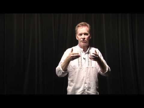 Mark 1: John the Baptist Telling and Commentary