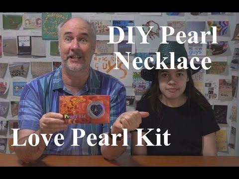 Love Pearl Kit- DIY Pearl Jewelry   RainyDayDreamers in 4k CC