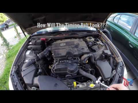 How to Inspect a Timing Belt