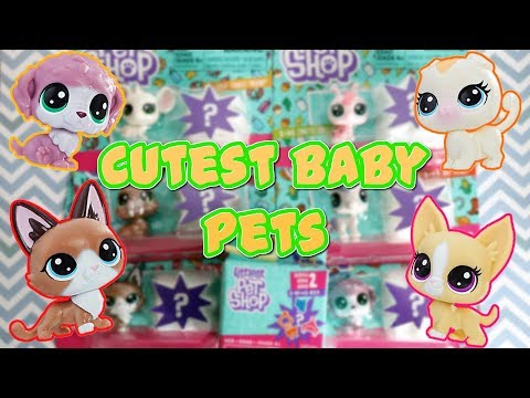 Opening Mystery LPS Packs || Toys R Us Haul