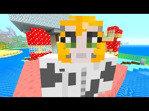 Minecraft Xbox - Quest To Kill The Elder Guardian (188)