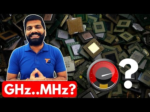 Clock Speed Explained | GHz MHz etc. | What's the Deal?