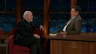 Late late show with craig ferguson 10 28 2010 michael caine mp3