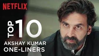 Akshay Kumar's Best One-Liners | Netflix