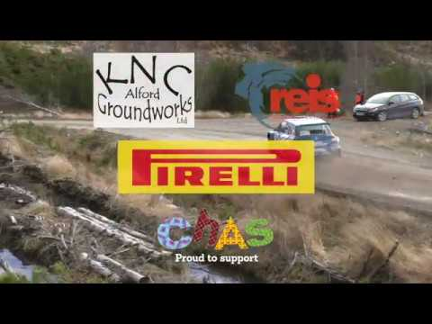 Snowman Rally 2018 Highlights