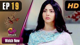 Kyunke Ishq Baraye Farokht Nahi - Episode 19   Aplus Dramas   Junaid Khan, Moomal   Pakistani Drama