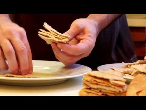 Spicy Pita Chips