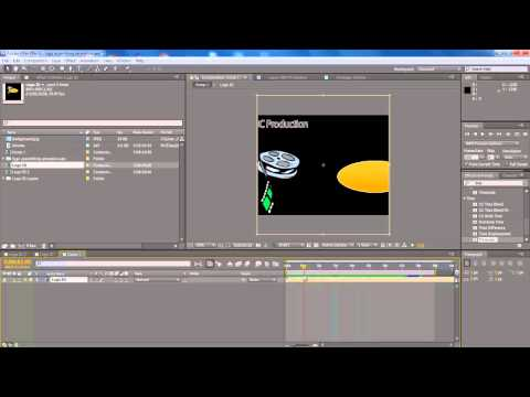 How to Speed  Up and Speed Down your Composition in Adobe After Effects CS6