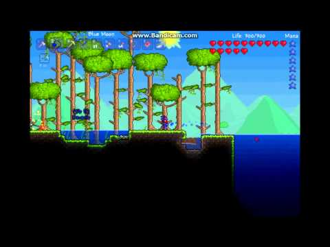 Deery50 and Daven7 play Terraria part 3 - Jungle Vines!