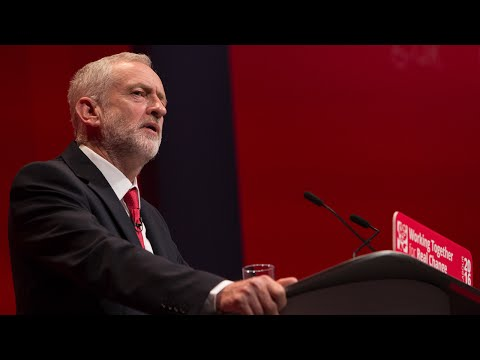 Jeremy Corbyn's speech to Annual Conference 2016
