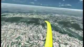 Tour de France 2012 - The route