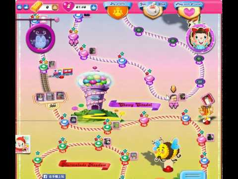 [Candy Crush Saga] Level 765's Annoying Bug - Hey, I just want to play!