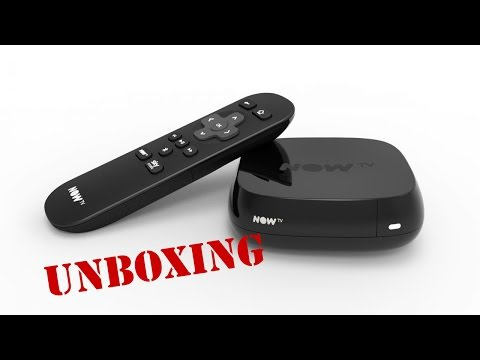 New NOW TV box 2015  (Roku 3)