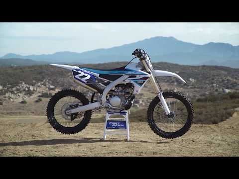 2019 Yamaha YZ250F First Ride Review