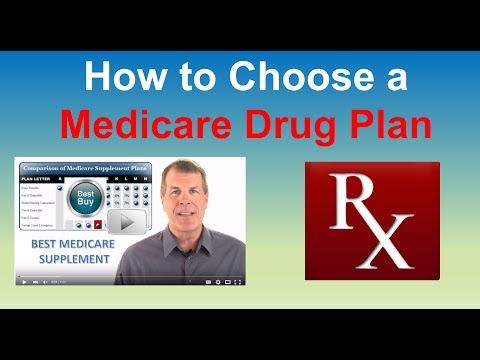 How to Choose a Medicare Drug Plan - 1-877-88KEITH (53484)