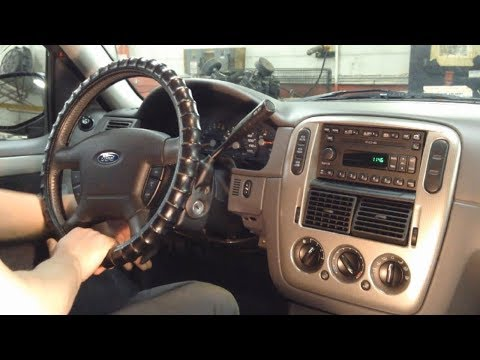 How to repair your Ford Explorer Instrument Cluster | 2002 2003 2004 2005