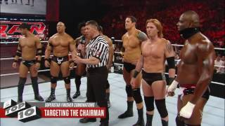 Superstar Finisher Combinations  WWE Top 10