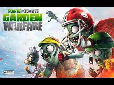 Plants Vs Zombies Garden Warfare Ep.2 - Engineer And Chomper