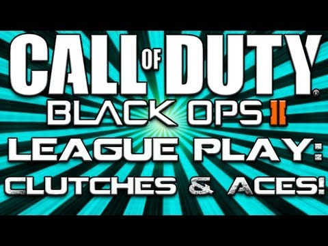 Black Ops 2 League Play | Clutches and Aces