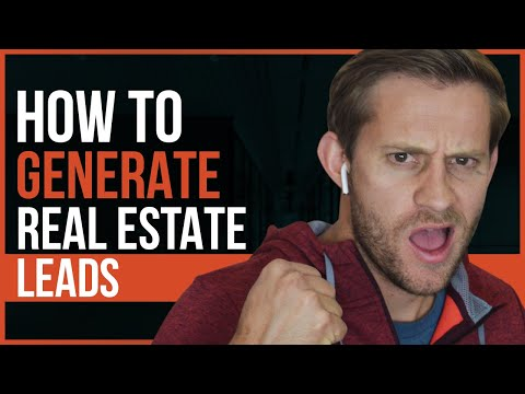 How to generate real estate leads (ClickFunnels)