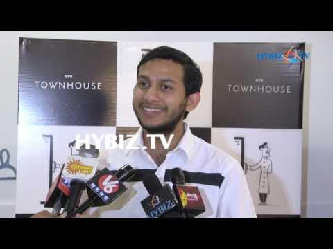 Ritesh Agarwal, Oyo Rooms | Oyo first Townhouse Launch in Hyderabad | hybiz