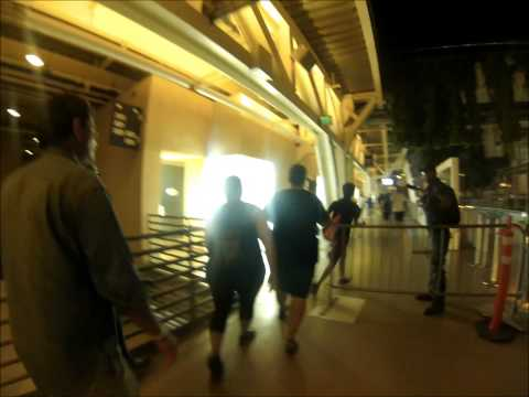 Walking Dead Escape: SDCC 2014 GoPro POV