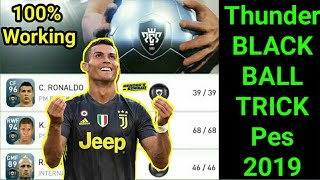 Silver pack black ball trick pes 2019 mobile ios Videos
