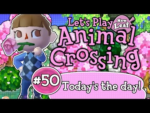 Let's Play: Animal Crossing New Leaf Welcome Amiibo
