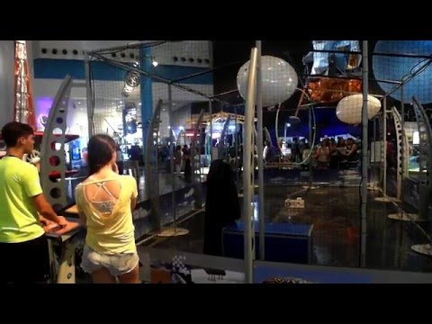Houston Space Center (NASA): A Video Tour
