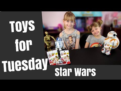 Star Wars Kinder Toys: Toy Story Mini Toys: Toys for Tuesday
