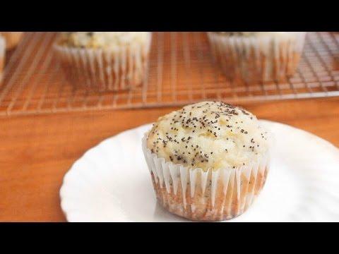 Lemon Poppyseed Muffins   SweetTreats