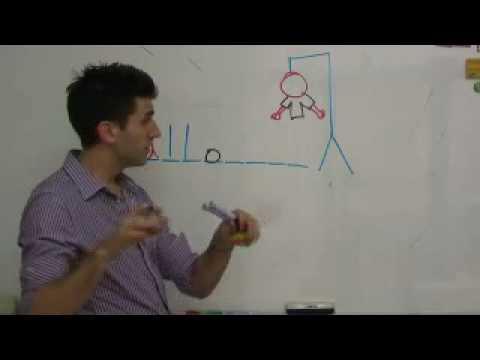 Teach English: ESL Games - Hangman