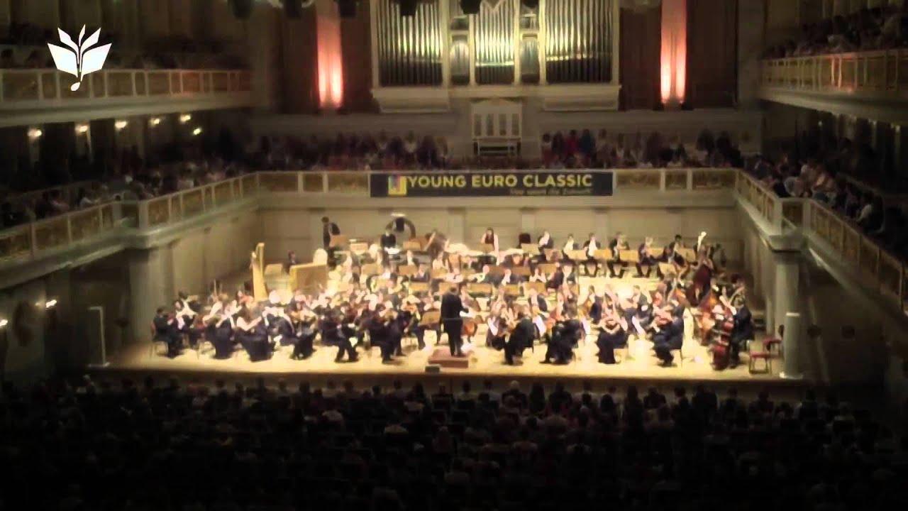 Orquestra Jovem do Estado - Berlim - Bachianas Brasileiras nº 7 - Villa-Lobos
