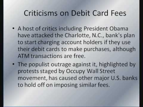 Bank of America Considers to Waive Debit Card Fee