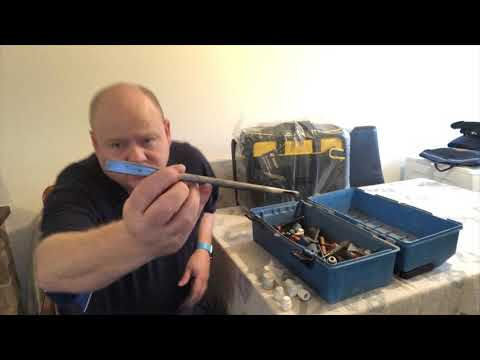Gas Plumber, Whats inside my tool box. Monument Gas Engineer / Plumbers Tool Case